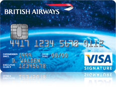 Apply for the Chase British Airways Visa Signature Card Here