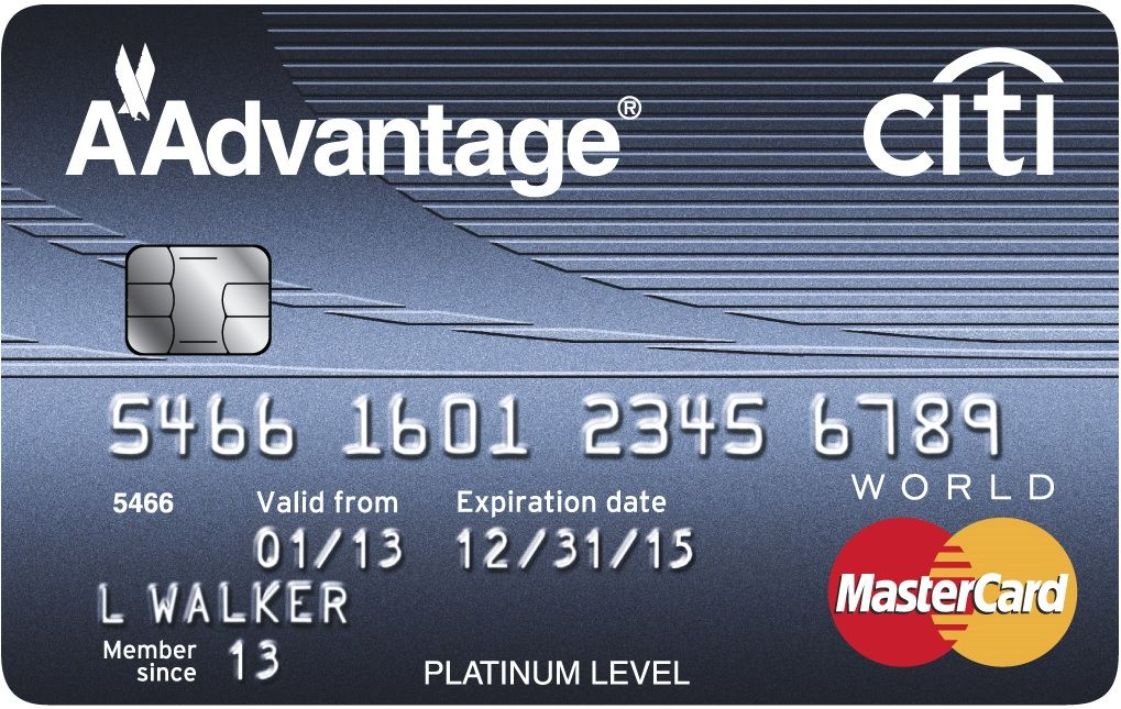 Citi Mastercard Sign In >> Sign Up Bonus Offers For Citibank Aadvantage Cards The Points Mom