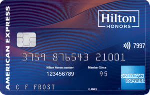 About Hilton Honors American Express Aspire Card The